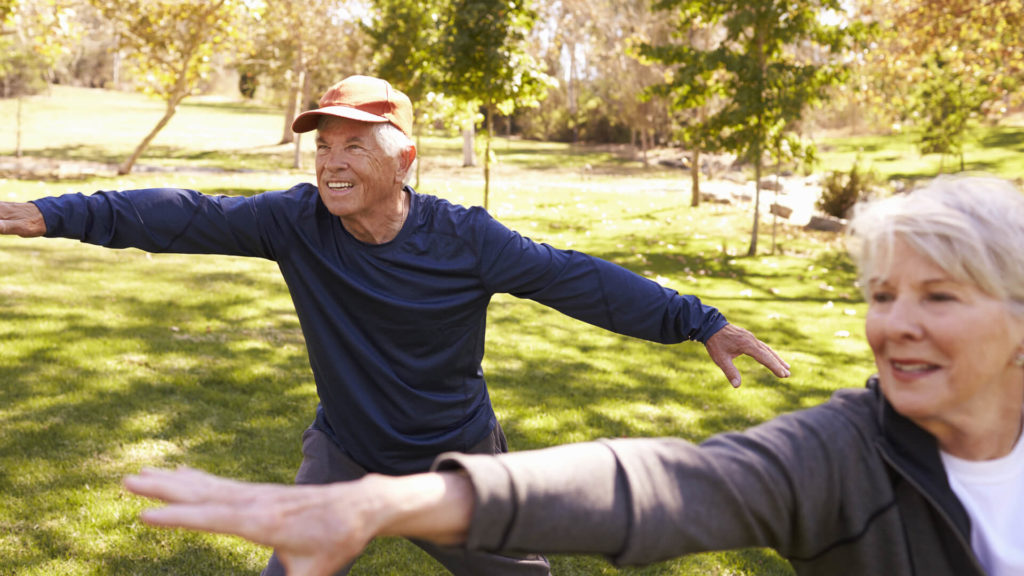 Can Tai Chi Relieve Arthritis Pain in Seniors