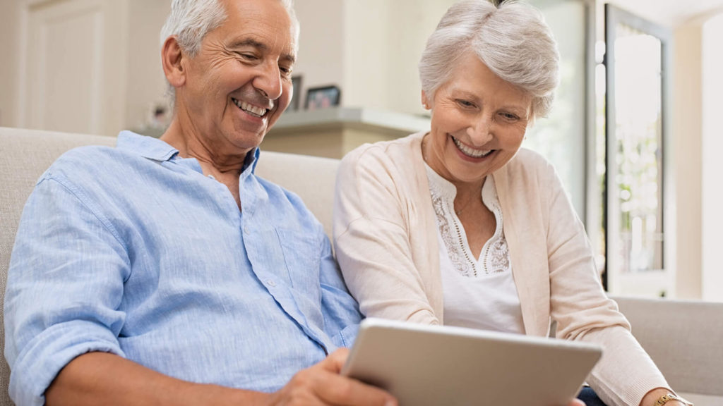 Technology to Help Older Adults Stay Engaged & Independent