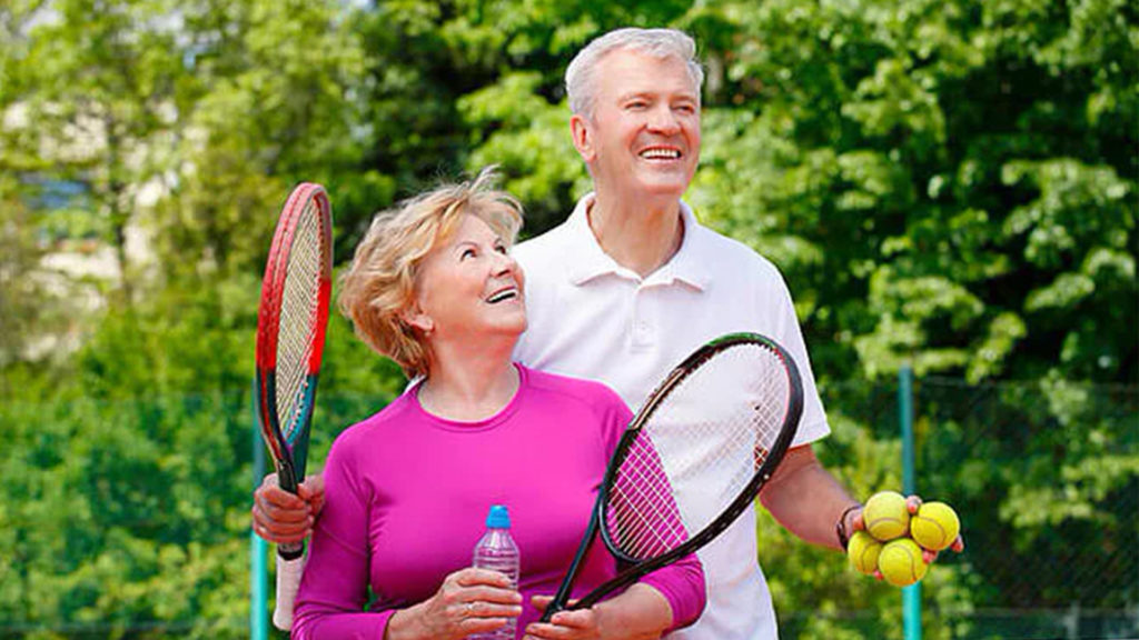 Study: An Active Senior Lifestyle Adds 5 Years to Your Life