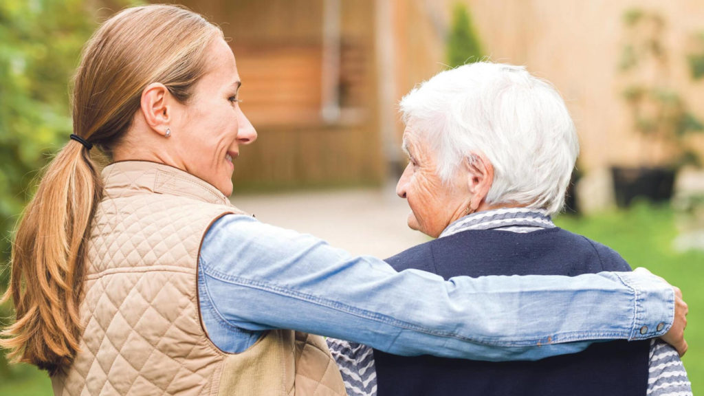 Dementia and Senior Living Options: Making the Right Move