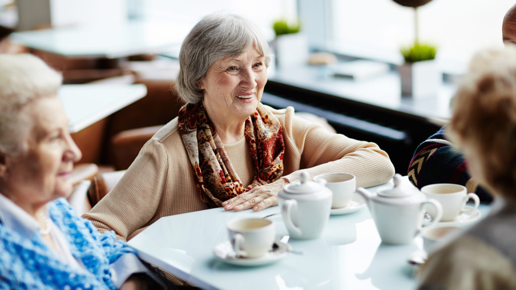 Thank You for Being a Friend: The Real Benefit of Senior Living Communities