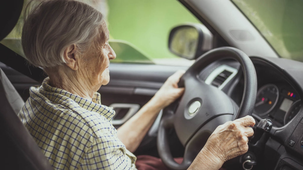 What to Know About Senior Driver Safety
