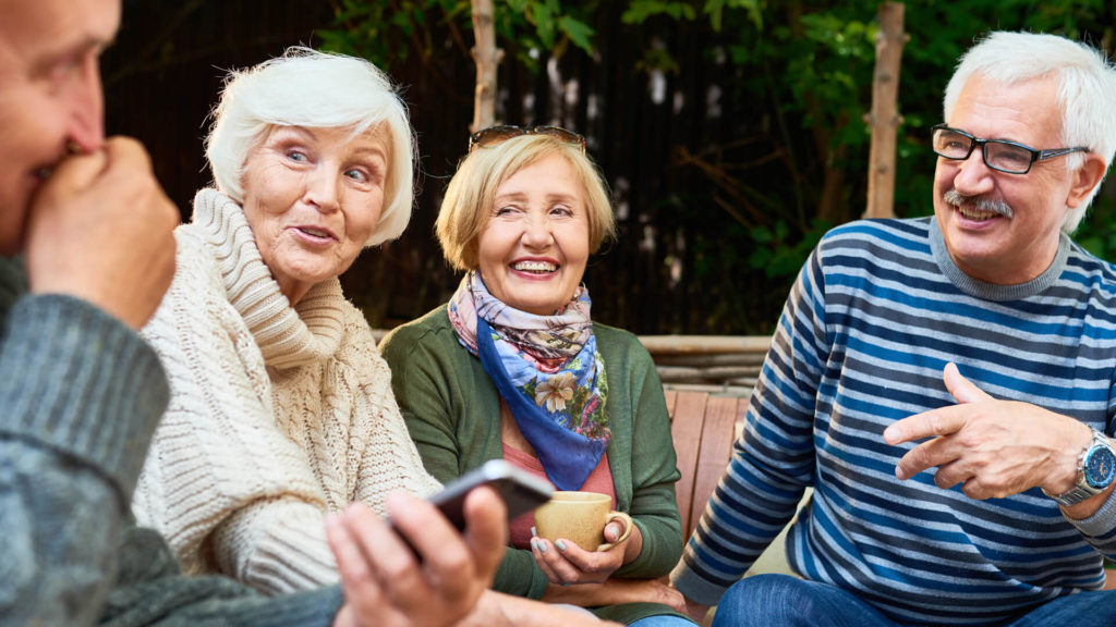 How to Avoid Becoming Isolated As You Grow Older