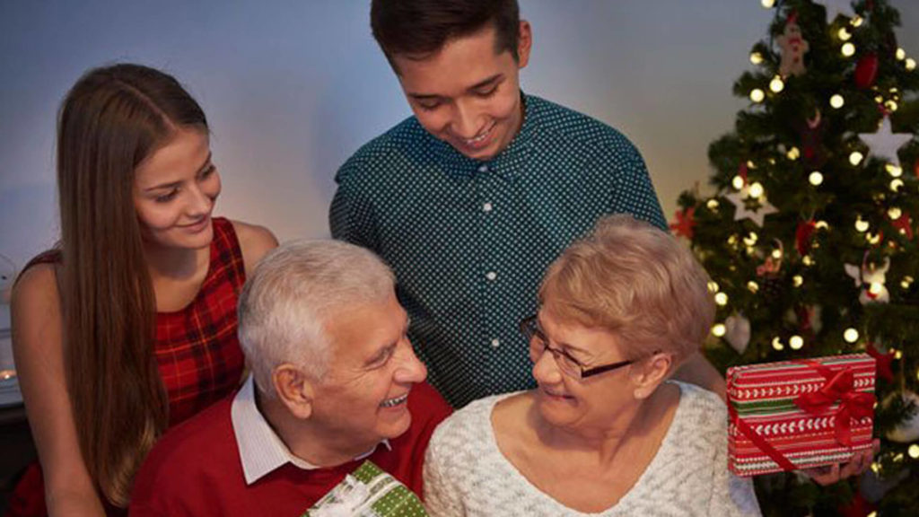 Celebrating the Season When a Loved One has Dementia