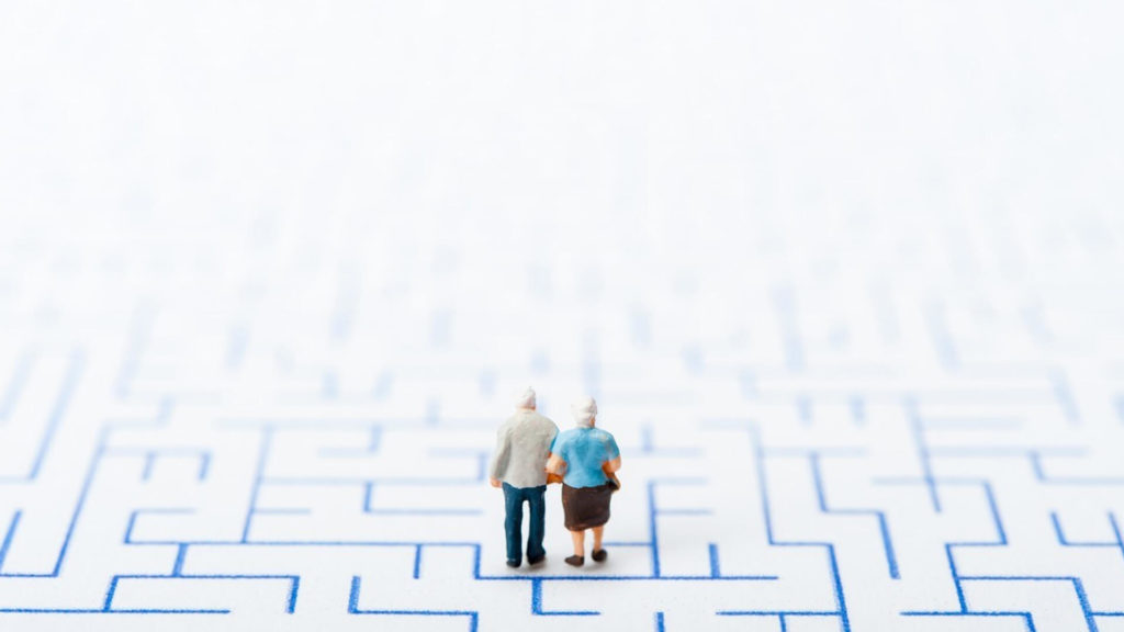 Navigating the Maze of Senior Living Options for a Loved One