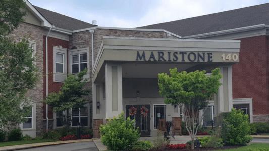 maristone of providence exterior