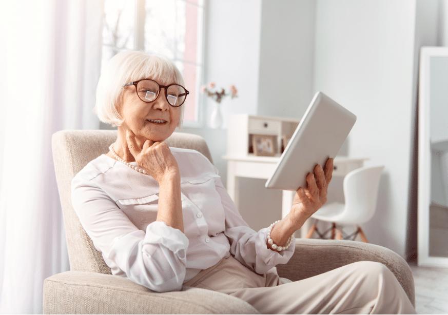 social senior living
